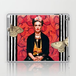 Frida enamorada Laptop & iPad Skin