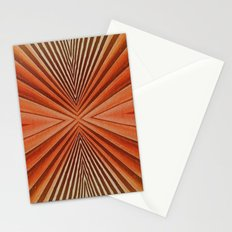 Geometric  pattern design Stationery Cards