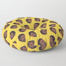 GAMBINO   yellow Floor Pillow