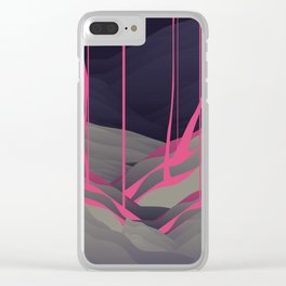 Swamp Clear iPhone Case