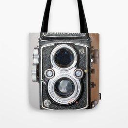 Yashica Vintage Camera Tote Bag