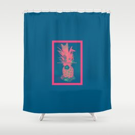 Pineapple Express //Alternate One Shower Curtain
