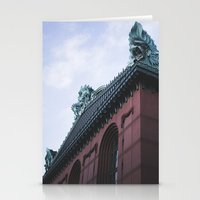 library Stationery Cards featuring Library by Meghan McCloud Photography