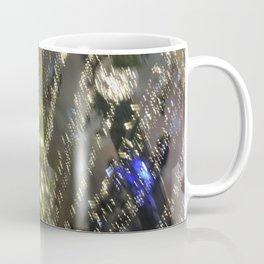 Blur Raining. Fashion Textures Coffee Mug