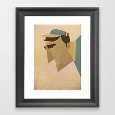 Adriano Framed Art Print