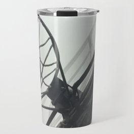 Basketball Hoop Travel Mug