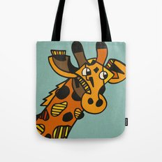 Worlds Tallest Horse. Tote Bag