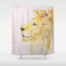 Aesop Shower Curtain