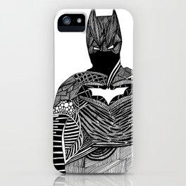 Knight of Night iPhone Case