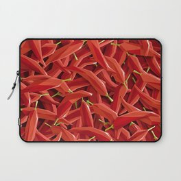 Too many Chillies Laptop Sleeve