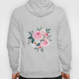 Watercolor Floral Bouquet n.1 Hoody