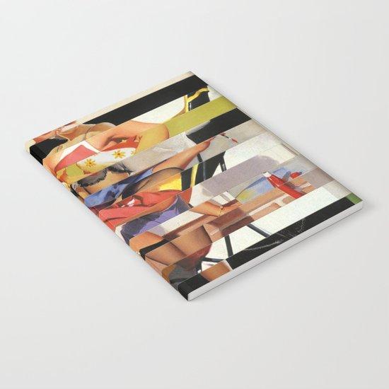 Glitch Pin-Up Redux: Gwen Notebook