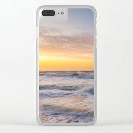 Copper Coast Sunrise 2 Clear iPhone Case