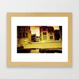 Stranraer Framed Art Print