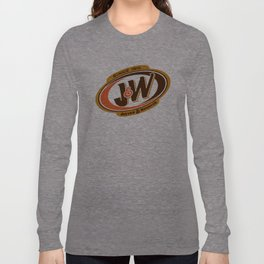 Jeeves and Wooster's Fine Beverages Long Sleeve T-shirt