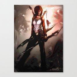 Dust2 Canvas Print