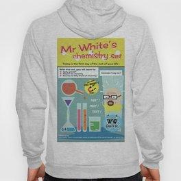 Walter White's Chemistry set V2 Hoody
