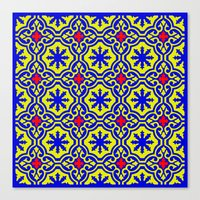 arabic Canvas Prints featuring Arabic  by Barbo's Art