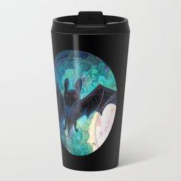 Round Bat Travel Mug