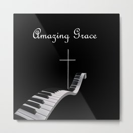 Amazing Grace Metal Print