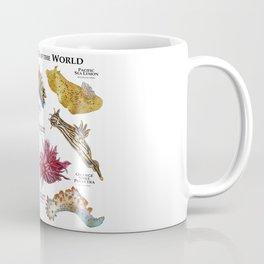 Nudibranchs of the World Coffee Mug