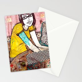 Cartas que eu não mandei.  Stationery Cards