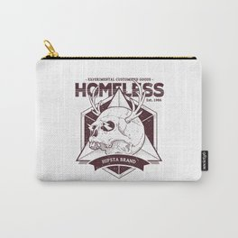 Homeless Skull #2 Carry-All Pouch