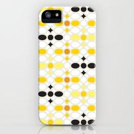 Stone Wall (Cockatoo Yellow) iPhone Case