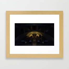 Stairway to Hell Framed Art Print