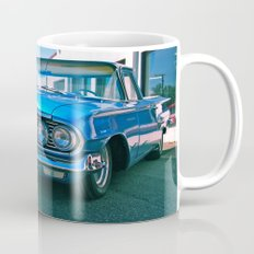 El Camino blue Mug