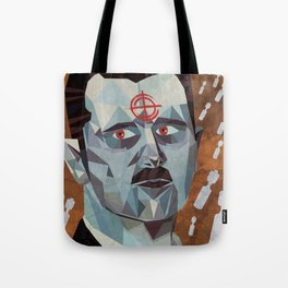 Bashar Al Assad Tote Bag