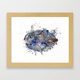 Stars & Sky Framed Art Print