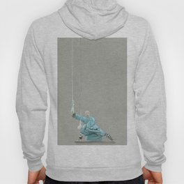 Paths to the waterfall - three - Tai Chi Hoody