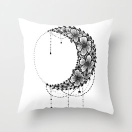 Mandala. Throw Pillow