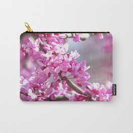 Chinese Redbud Carry-All Pouch