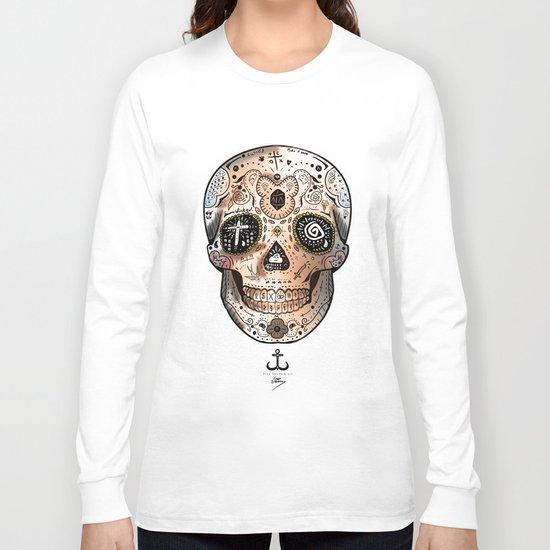 Skull 1 Long Sleeve T-shirt