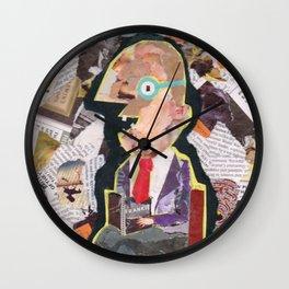 Psychiatrist Wall Clock