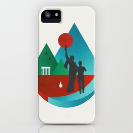 Lebanon iPhone Case