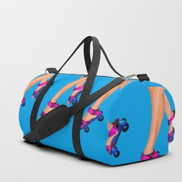 roller skating Duffle Bag