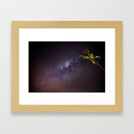 Home Galaxy Framed Art Print