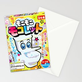 WC candy Stationery Cards