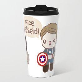 Nice Shield Travel Mug