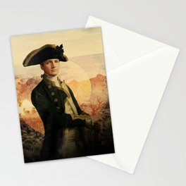 Mal - Vintage Crew - Firefly Stationery Cards