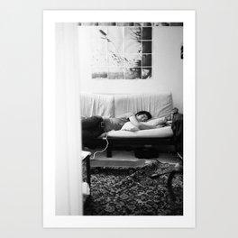 Youth. Art Print
