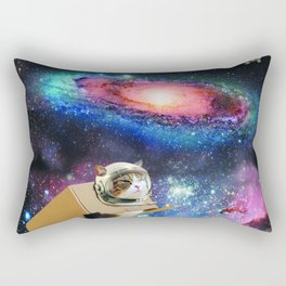 Multidimensional Universal Traverler Rectangular Pillow