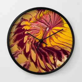 Tigerland Wall Clock