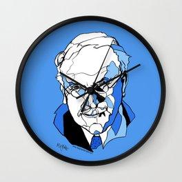 Swiss Psychiatrist Carl Jung Wall Clock