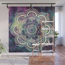 Galaxy Mandala : Deep Pastels Wall Mural