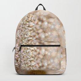 DAISY ON GLITTER Backpack