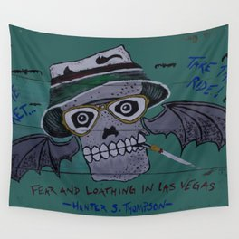 Take the Ride Wall Tapestry
